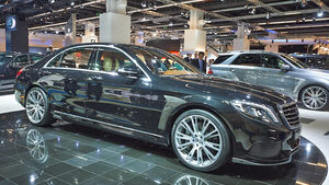 Brabus 500 Biturbo iBusiness, Tuner, Mercedes S-Klasse