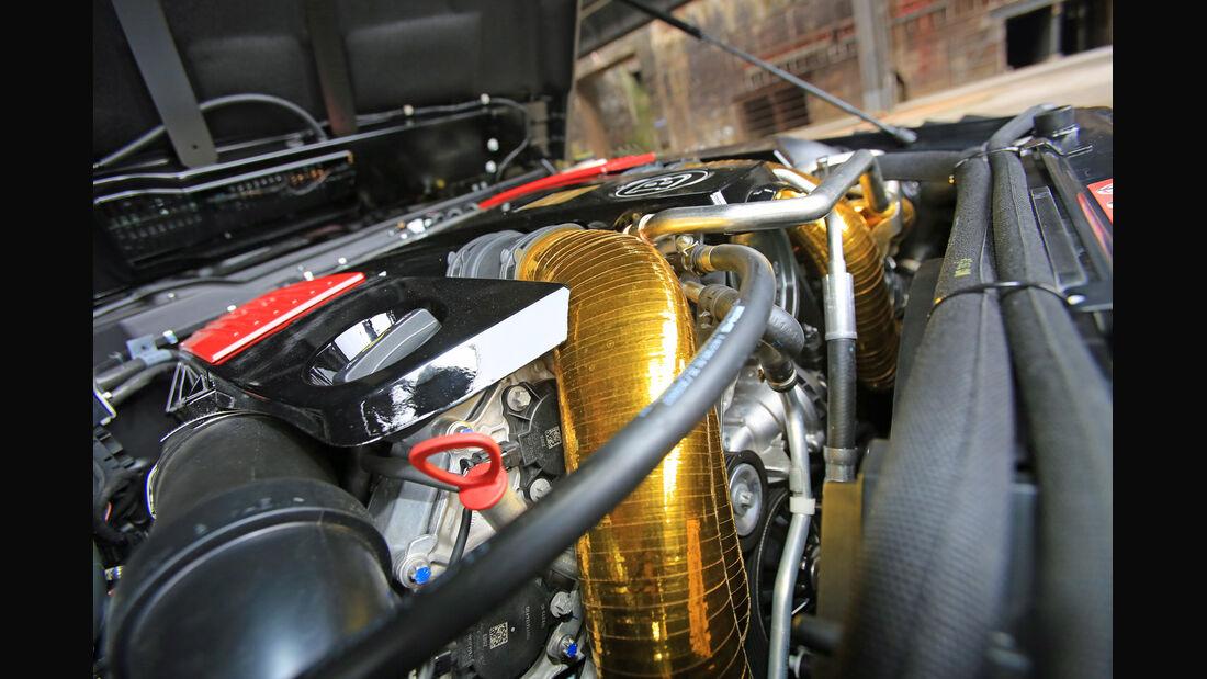 Brabus 700 6x6, Motor, Detail