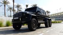 Brabus 700 MB G63 6x6 - GP Abu Dhabi - Carspotting 2015