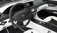 Brabus 800 Coupé Mercedes CL 600