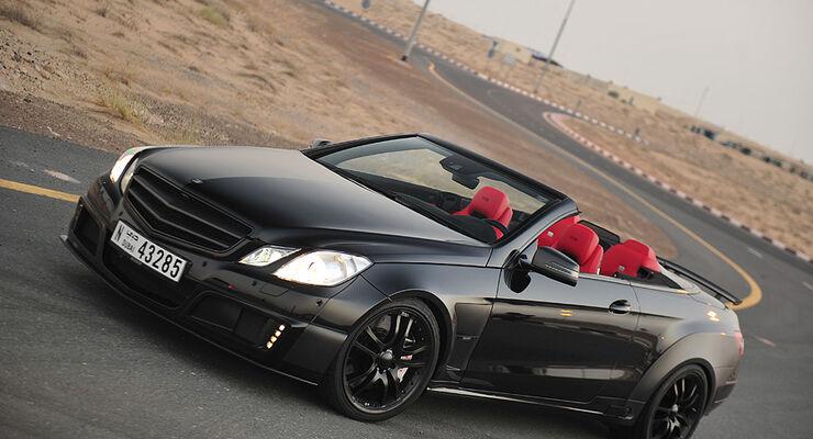 Brabus 800 E V12 Cabriolet Mercedes E-Klasse Cabrio
