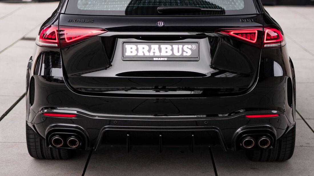 Brabus 800 Mercedes-AMG GLE 63 S 4Matic+