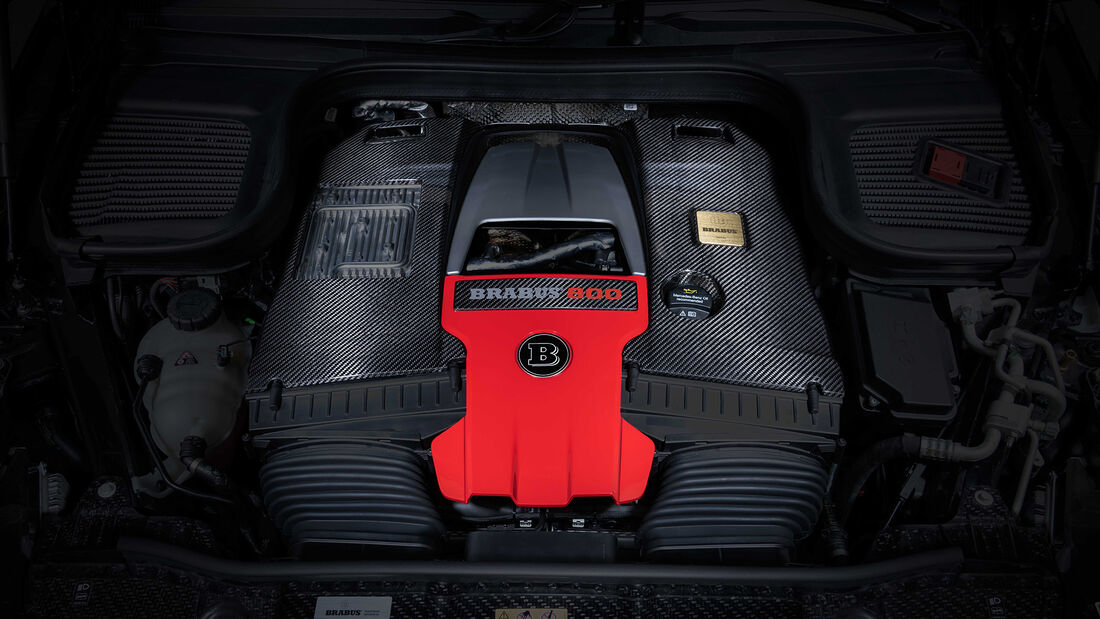 Brabus 800 Mercedes-AMG GLS 63 4Matic+