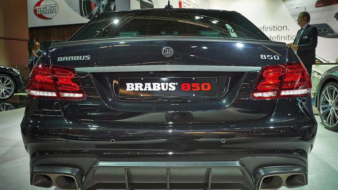 Brabus 850, Mercedes E-Klasse, Tuner