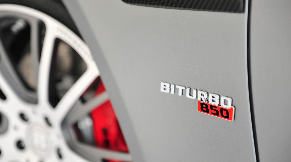 Brabus 850 Shooting Brake 6.0 Biturbo 4MATIC auf der IAA Frankfurt 2013
