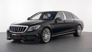 Brabus 900 Mercedes-Maybach