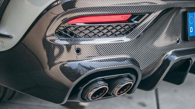 Brabus 900 Rocket Edition auf Basis Mercedes-AMG GLE 63 Coupé 4Matic