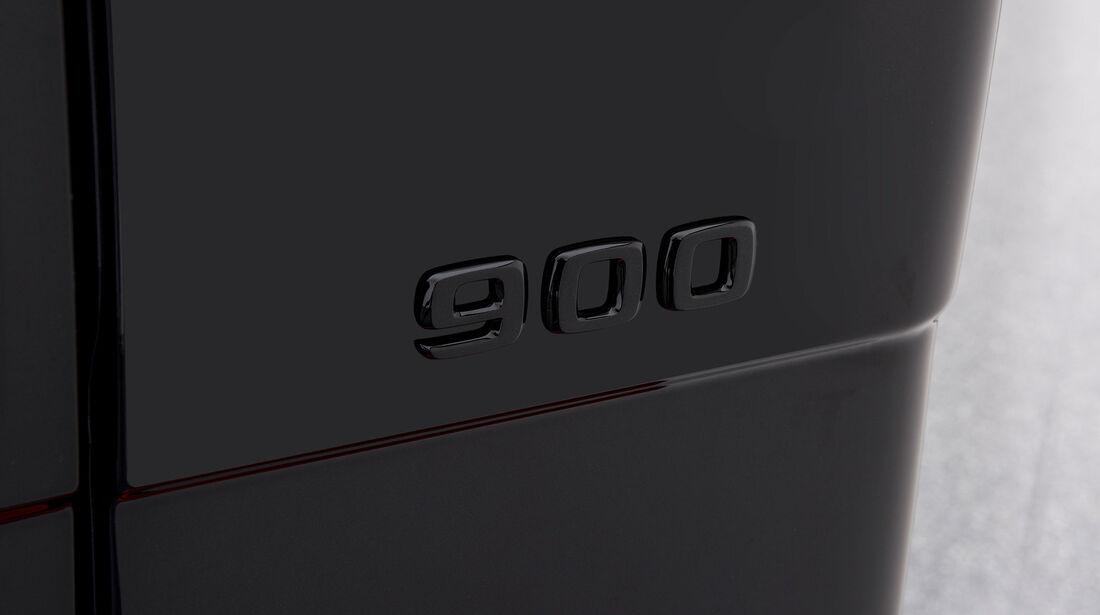 "Brabus 900 ""one of ten"" Mercedes-AMG G65"