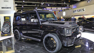 "Brabus 900 ""one of ten"" Mercedes-AMG G65"