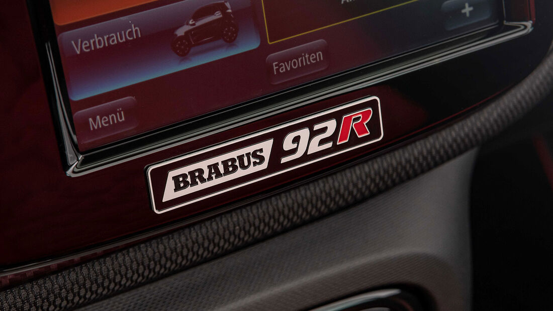 Brabus 92R Smart Fortwo