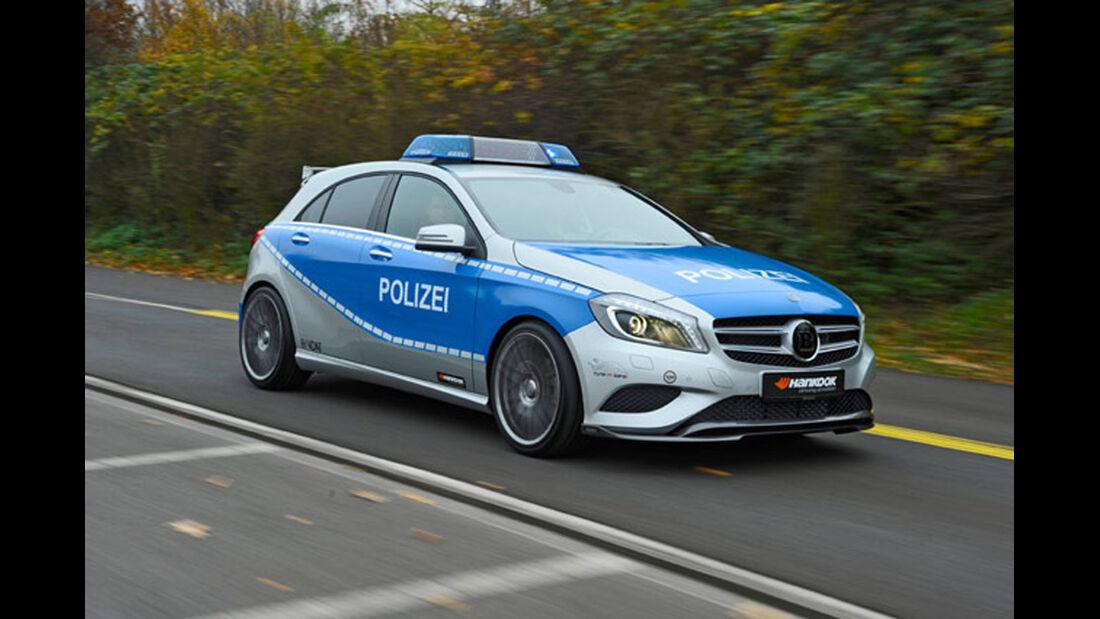 Brabus B25 - Tune it safe - Essen Motor Show