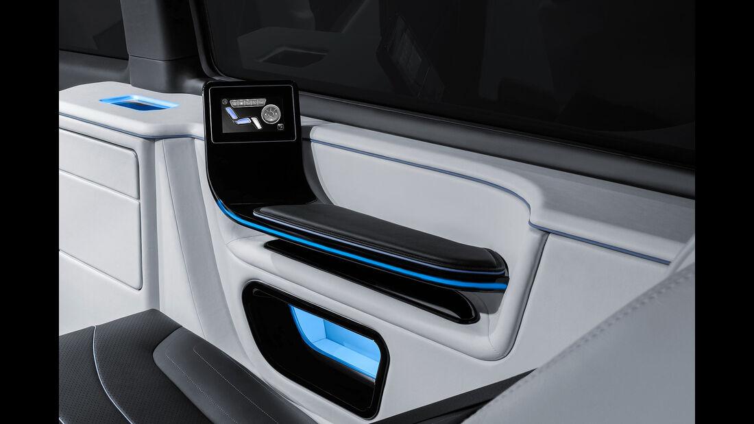 Brabus Business Lounge Mercedes V-Klasse