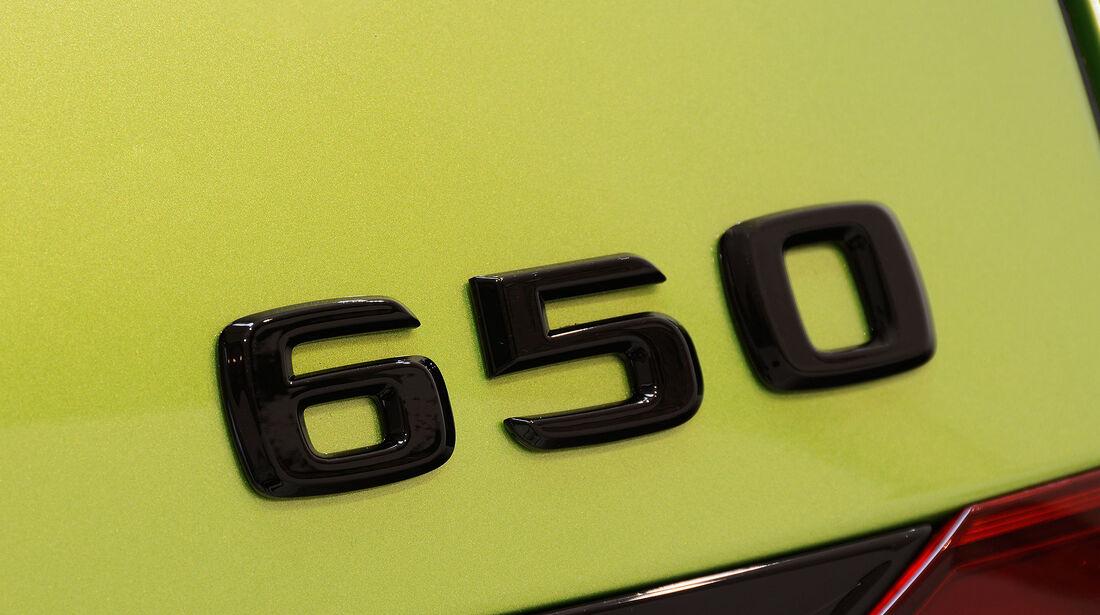 Brabus C 63 S 650 Green Hell