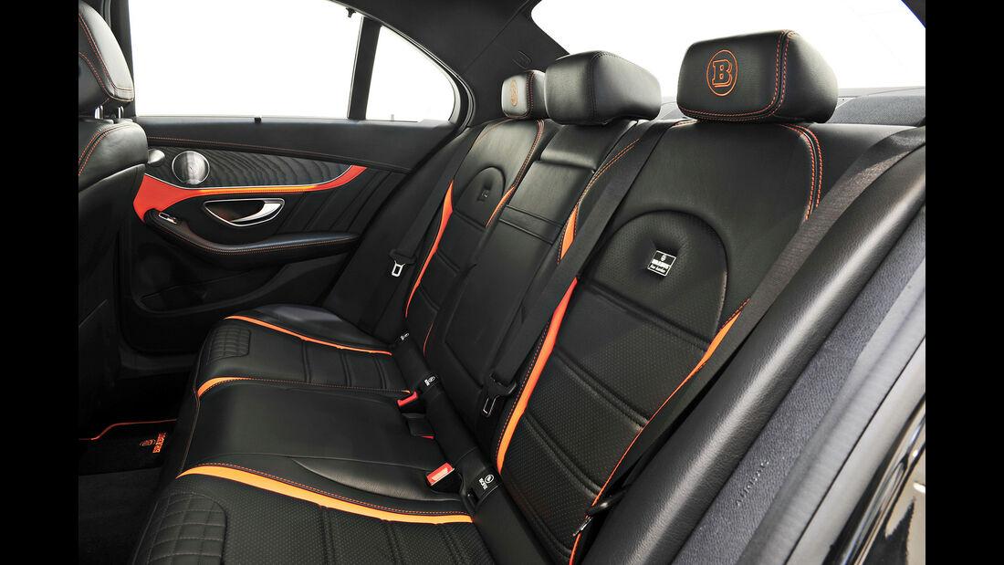 Brabus C600, Mercedes-AMG C 63S, Tuning