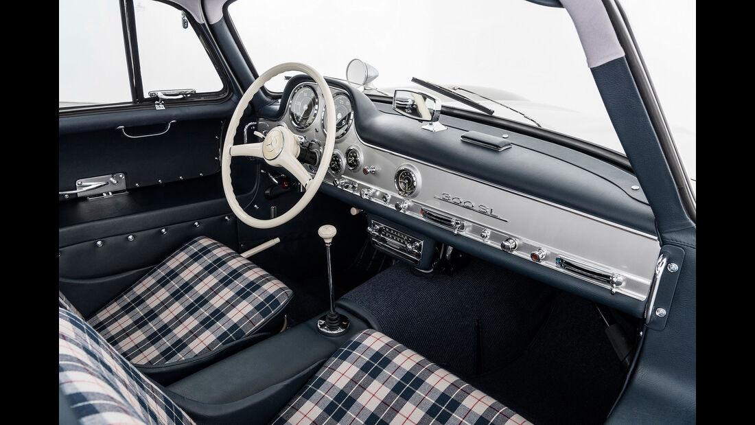 Brabus Classic 300 SL Flügeltürer