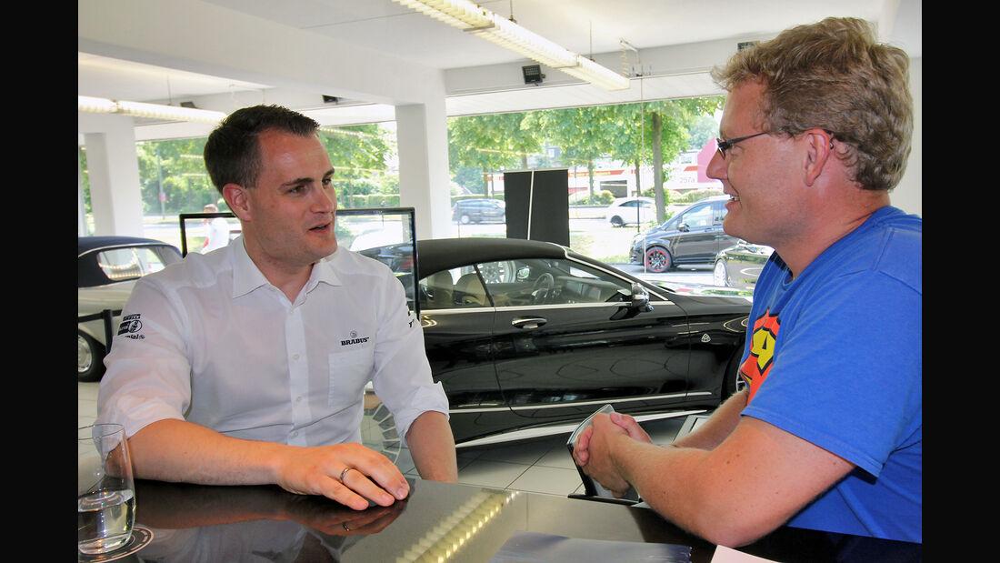 Brabus Constantin Buschmann Interview Marcel Sommer