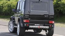 Brabus G-Klasse, Komfortfahrwerk, Brabus Ride Control