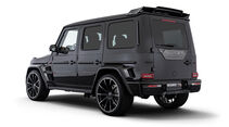 Brabus G V12 900 One of ten