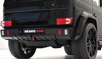 Brabus G800 iBusiness,Heckschürze