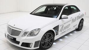 Brabus High Performance 4WD Full Electric, Mercedes E-Klasse, Prototyp auf der IAA 2011