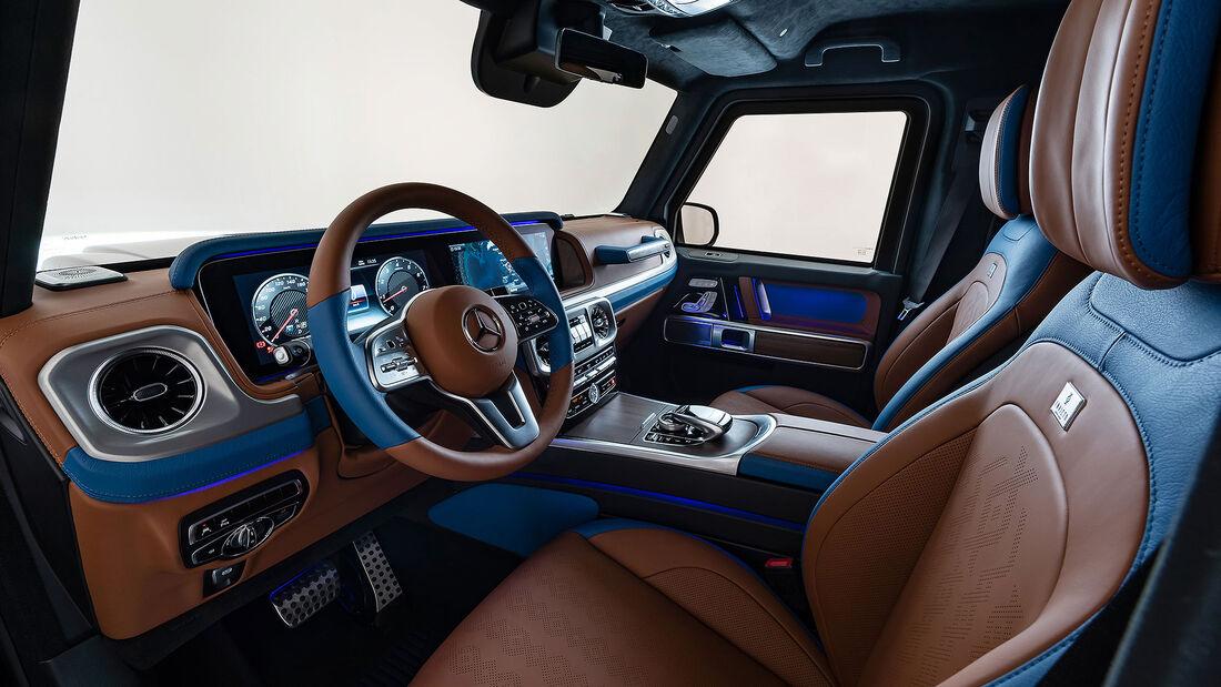 Brabus Invicto Luxury