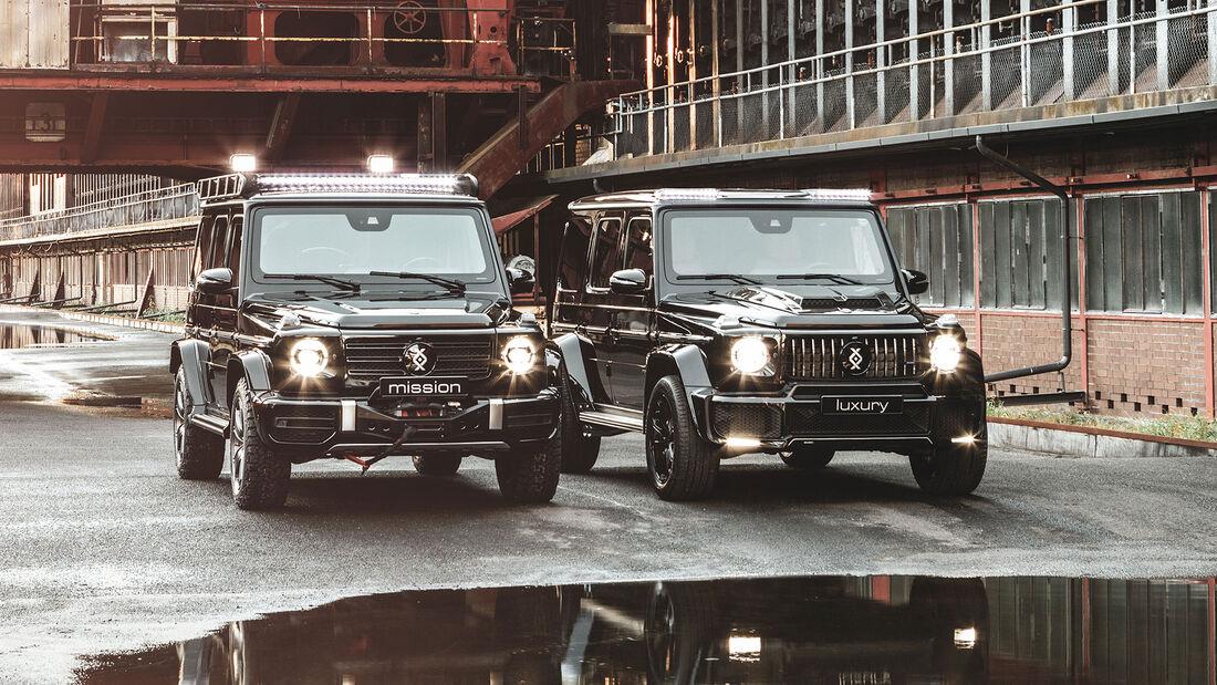 Brabus Invicto Luxury und Mission
