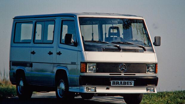 Brabus MB 100D