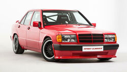 Brabus Mercedes 190E 3.6S Lightweight (1989)
