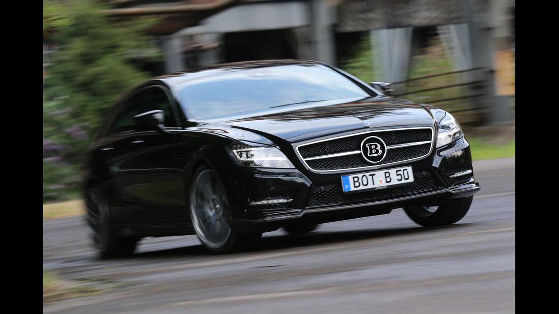 Brabus-Mercedes CLS 500, Frontansicht