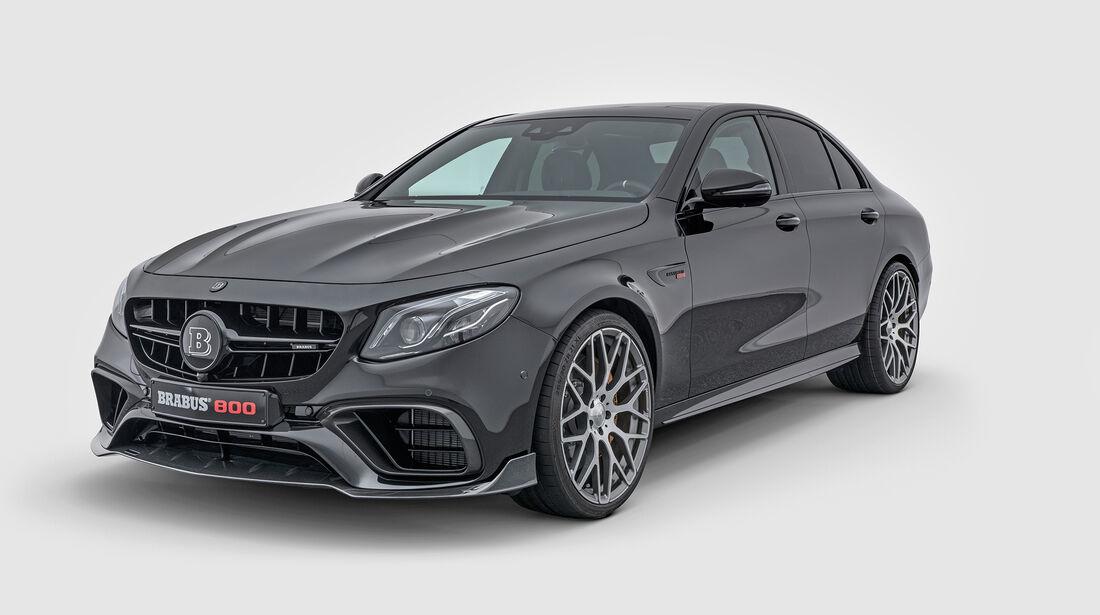Brabus-Mercedes E 800 - Tuning - Limousinen/Kombis - sport auto Award 2019