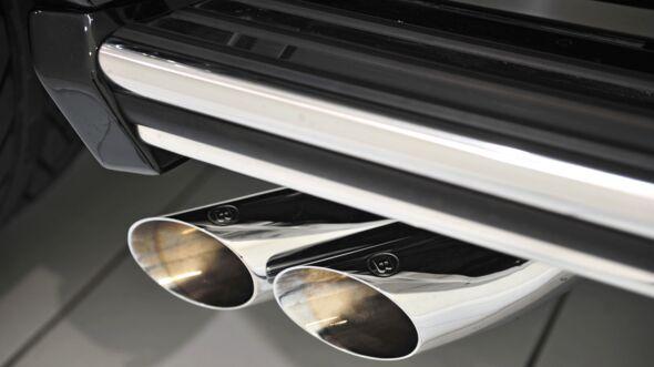 Brabus Mercedes G 500 Tuning