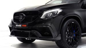 Brabus Mercedes GLE 63 S Coupe