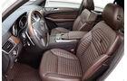 Brabus Mercedes ML Widebody Breitbau
