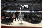Brabus, Mercedes S-Klasse, CLS, Tuner, Messe, Genf, 2011