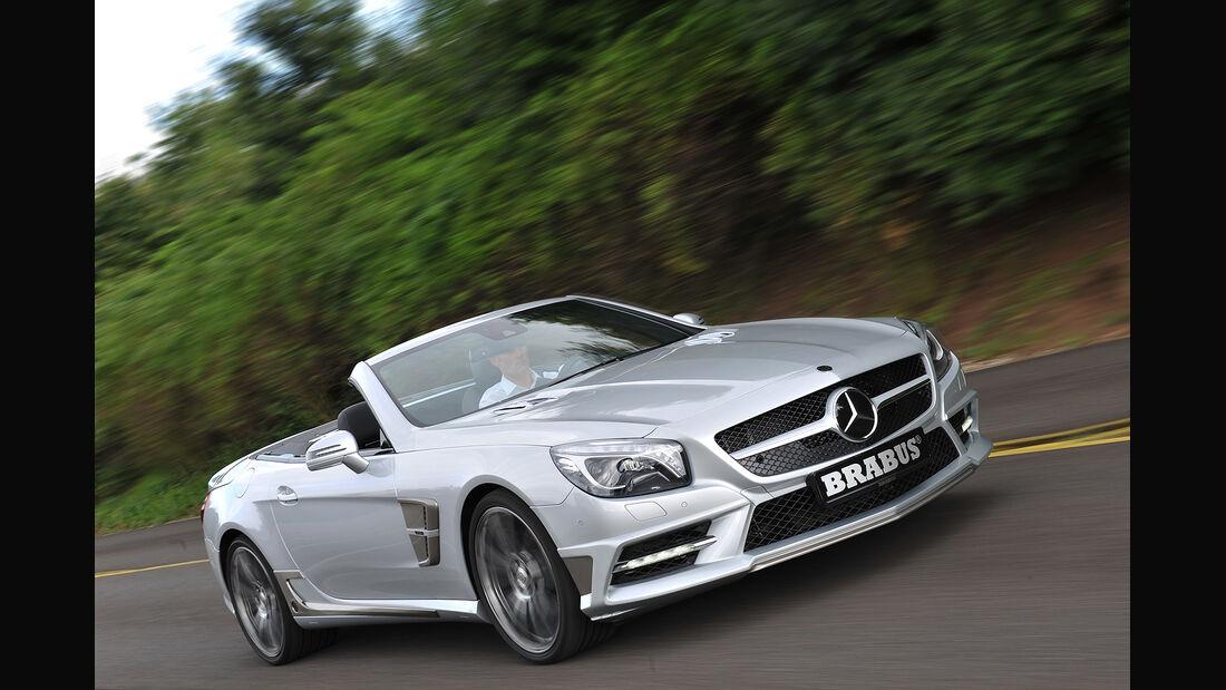 Brabus Mercedes SL