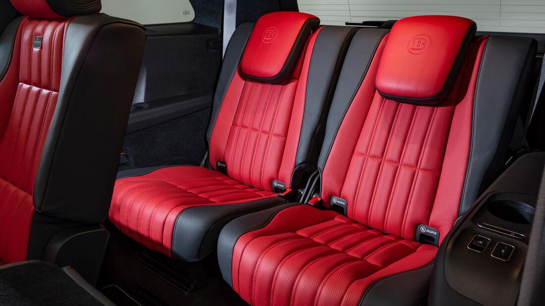 Brabus Mercedes SUV GLE GLS D30 D40 Tuning
