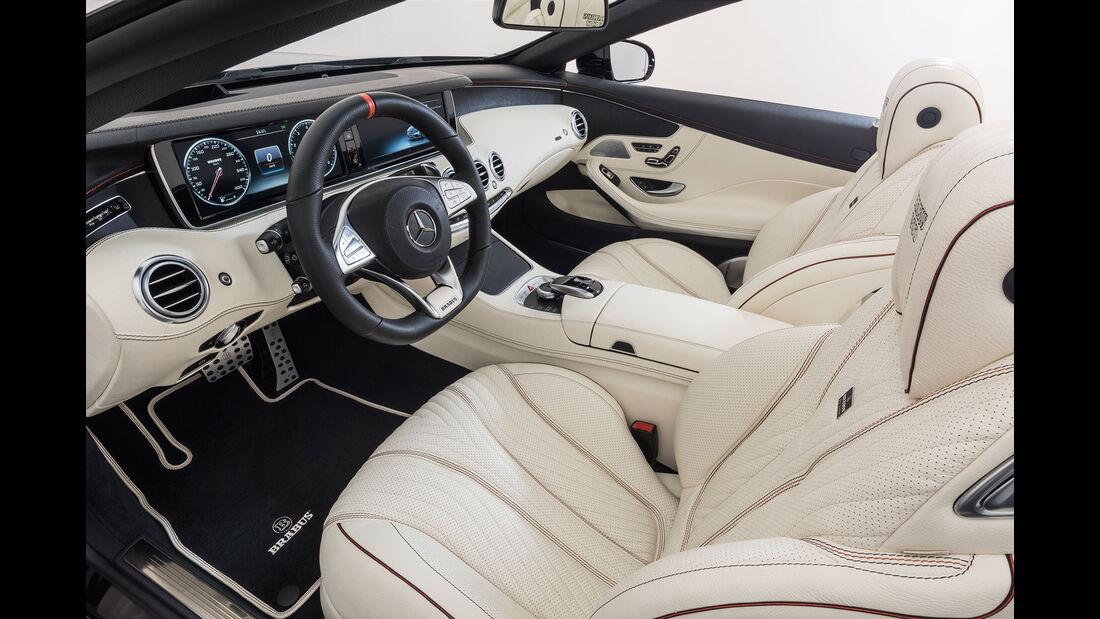 Brabus Rocket 900 Cabrio Mercedes-AMG S65 Cabrio