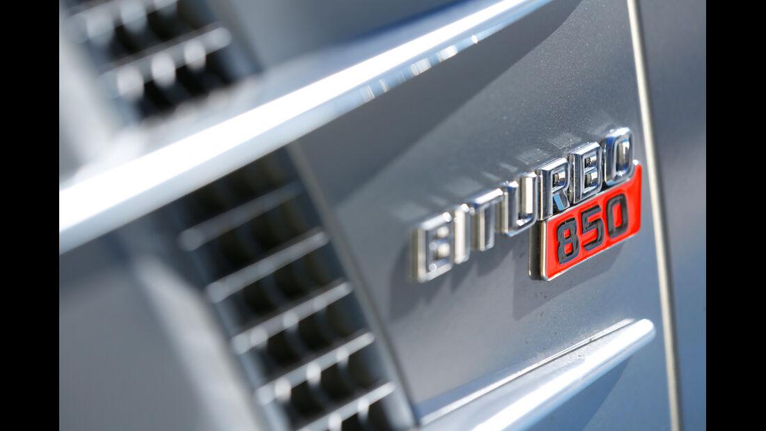Brabus SL 850, Typenbezeichnung