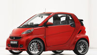 Brabus Smart Fortwo Ultimate 120 Genf 2012