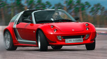 Brabus Smart Roadster V6 Biturbo
