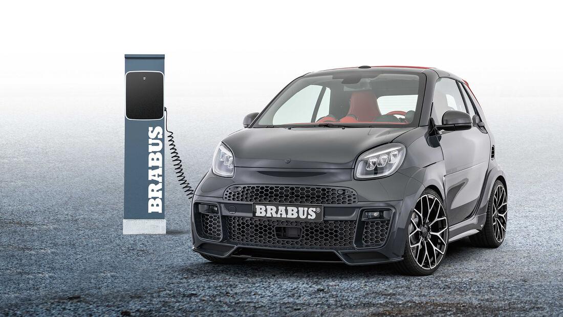 Brabus Ultimate E Facelift