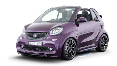 Brabus Ultimate E Smart EV Sondermodell
