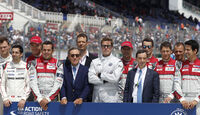 Brad Pitt - 24h Le Mans - Samstag - 18.06.2016
