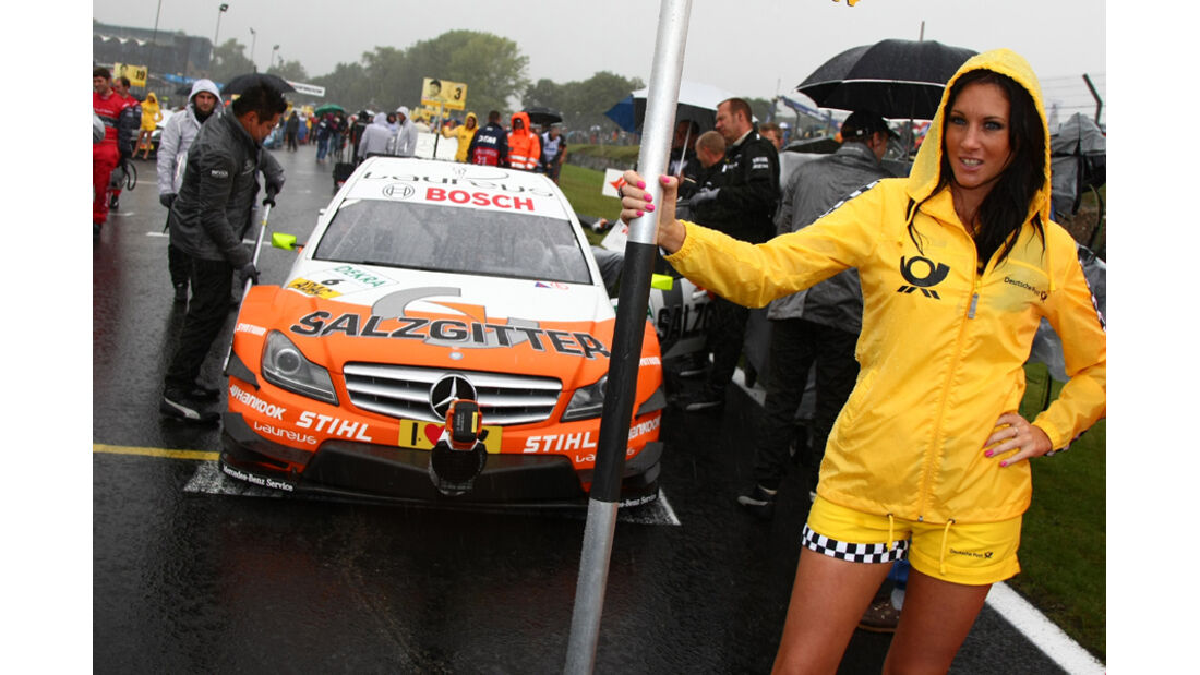 Brands Hatch DTM 2011