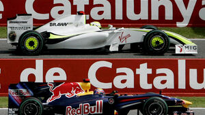 Brawn GP & Red Bull