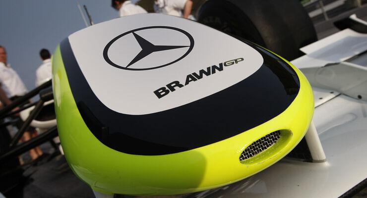 Brawn-Mercedes