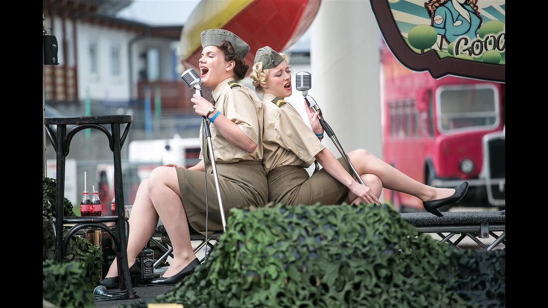 Brazzeltag, Oldtimer-Show 2015