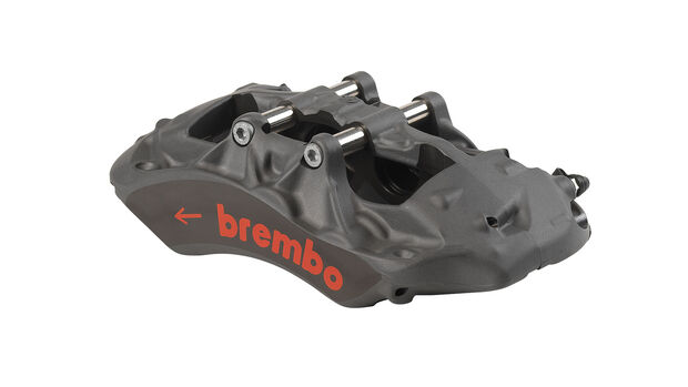 Brembo Pista Bremsen-Upgrade