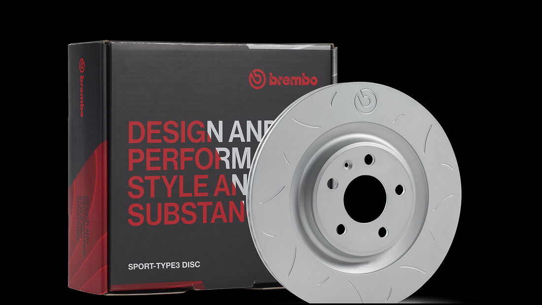 Brembo Sport Bremsen-Upgrade