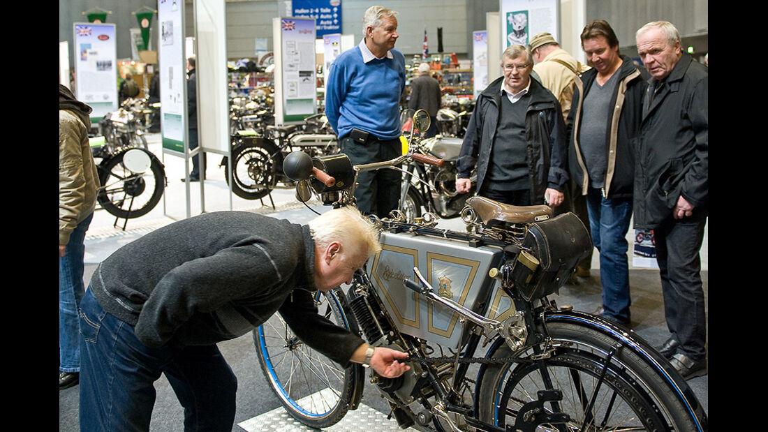 Bremen Classic Motorshow 2011 - Zweirad